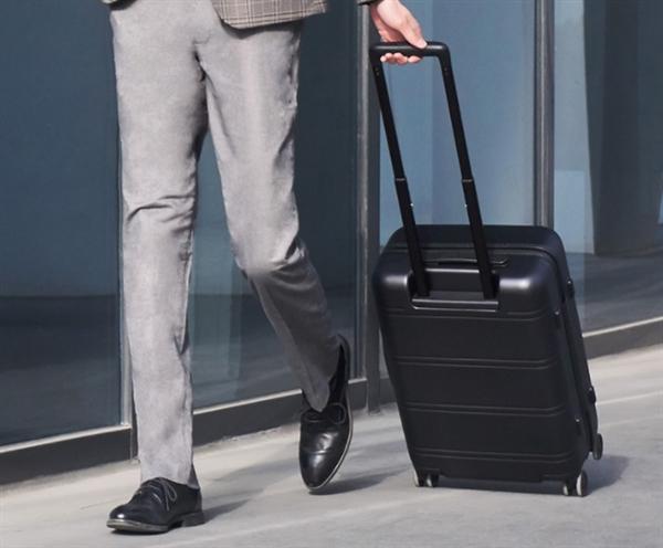 90 points lite suitcase