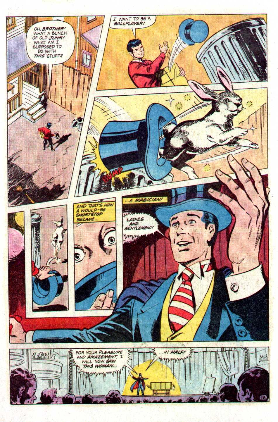 Read online Secret Origins (1986) comic -  Issue #27 - 19
