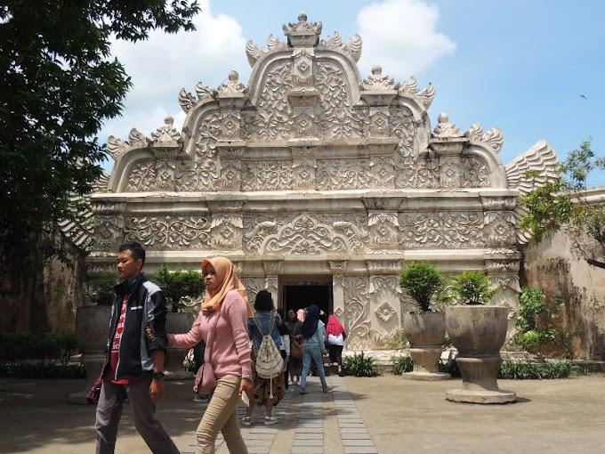 Berkunjung Ke Taman Sari, Komplek Pemandian Keraton Yogyakarta