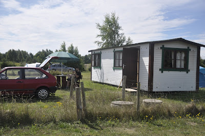Camping Smołdziński Las i ruchome wydmy
