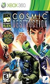 71gyGwZiT2L. SY445  - Ben 10 Ultimate Alien Cosmic Destruction [English] [Region Free]