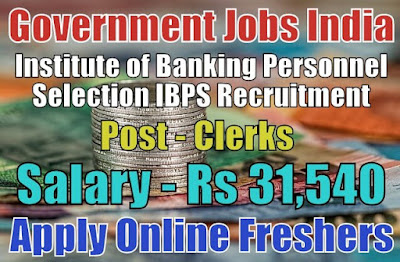 IBPS Bank Recruitment 2019
