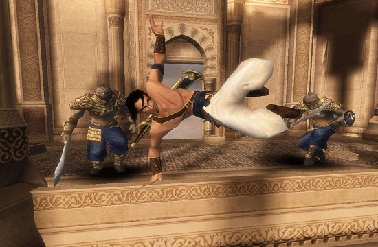 Prince of Persia: The Sands of Time PC Game