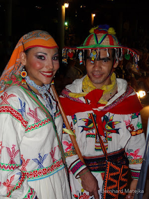 Textil indígena Huichol