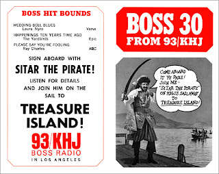 KHJ Boss 30 No. 71 - Sitar the Pirate