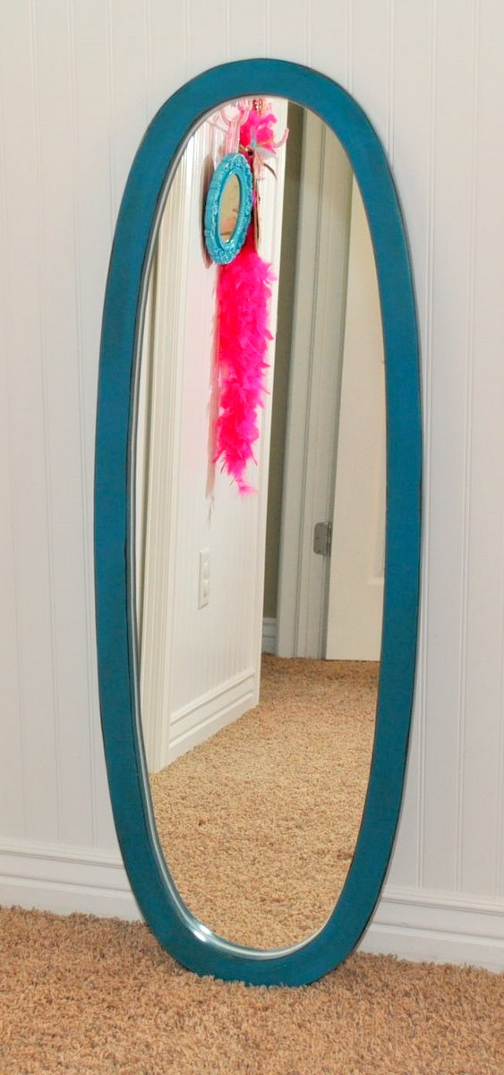Cleverly Crafty Full Length Mirror