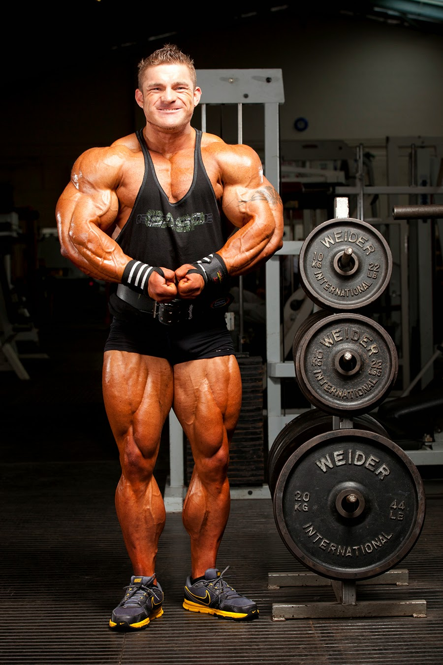 Bodyspace Junction  Flex Lewis  Bi