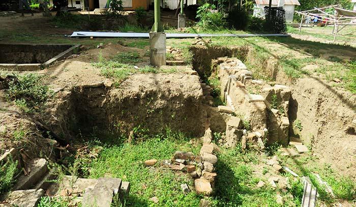 Reruntuhan Situs Pleret