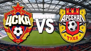 Арсенал – ЦСКА смотреть онлайн прямую трансляцию 02/03 в 14:00 по МСК.