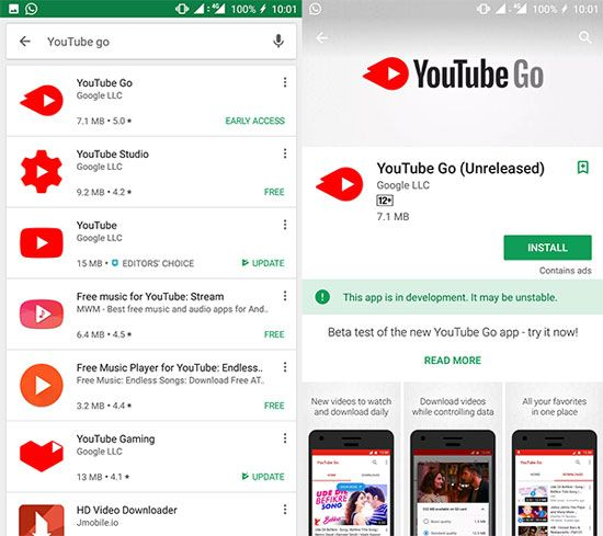 what app can you use to download videos from youtube