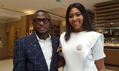 Lilian Esoro sends out birthday message to her estranged husband, Ubi Franklin on his birthday