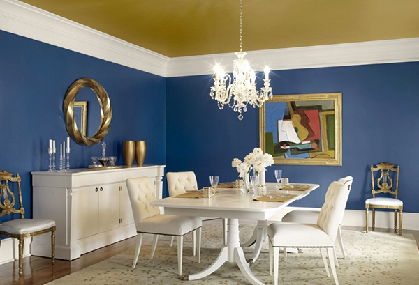 Tips Penggunaan Warna di Ruang Makan