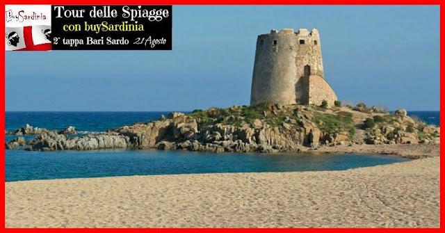 foto tour delle spiagge con buySardinia - Bari Sardo