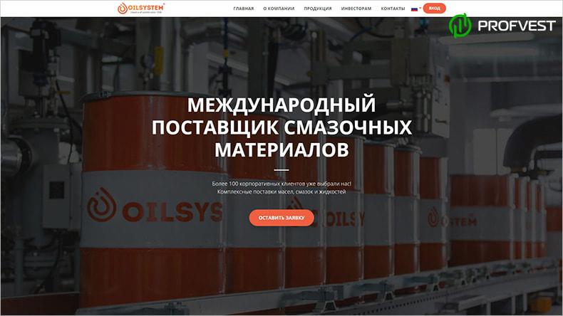 Oil System SRL обзор и отзывы HYIP-проекта