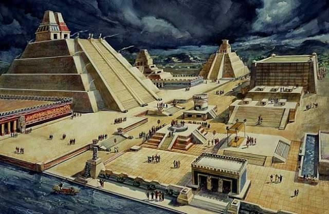 Tenochtitlan, La ciudad de los aztecas