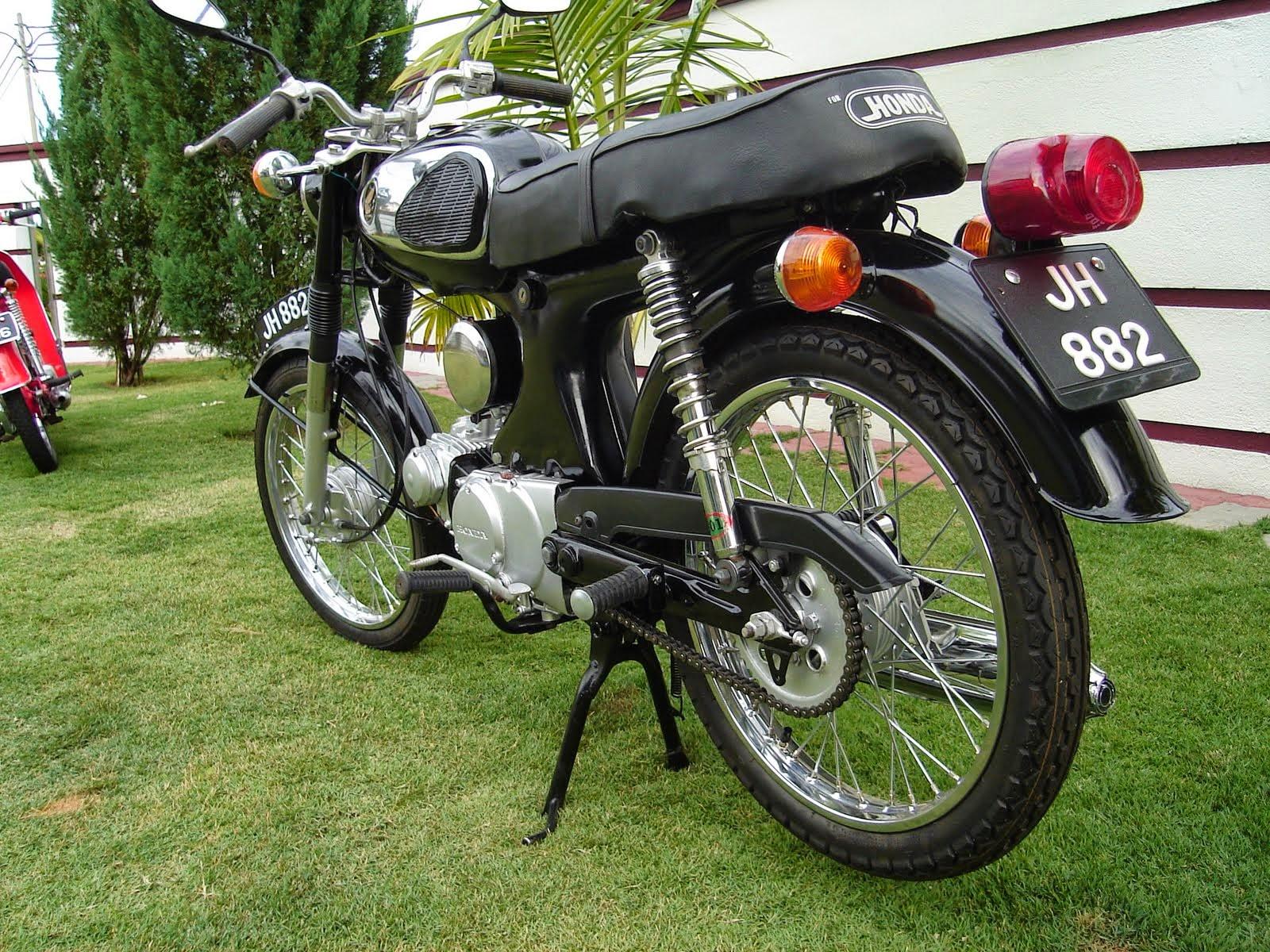 HOBIY Kumpulan Sepeda Motor Honda Era Dan An