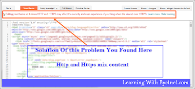 https-http-mix-error-solution