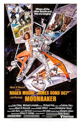 Sinopsis film Moonraker (1979)
