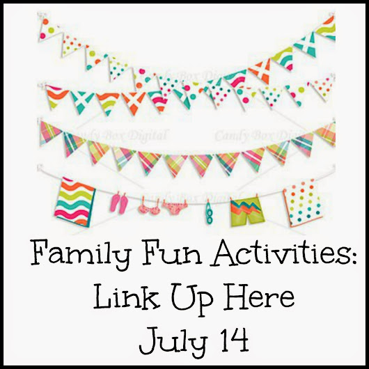 Link-Up Party - Family Fun Activities