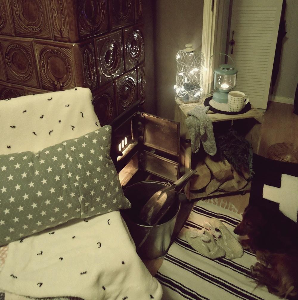 domowe ognisko, kominek, ciepły dom
