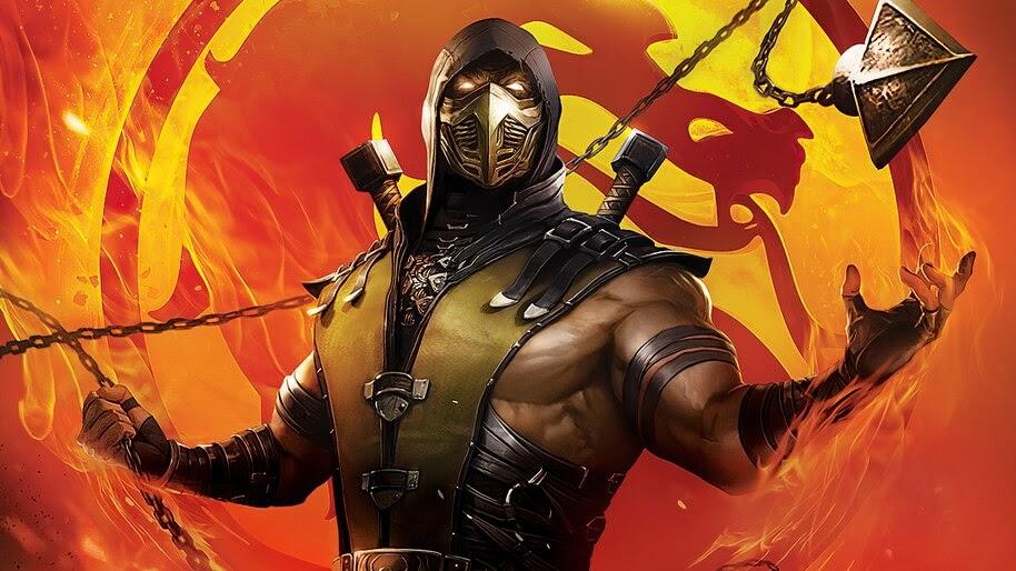 Mortal Kombat Legends Scorpions Revenge, 4K, #7.1325