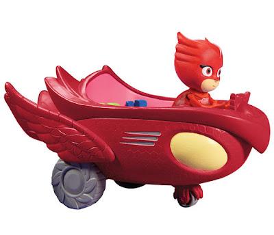 JUGUETES - PJ Masks  Buhíta : Vehículo Volador | Planeador - Búho  2016 | SERIE DISNEY | A partir de 3 años  Comprar en Amazon España
