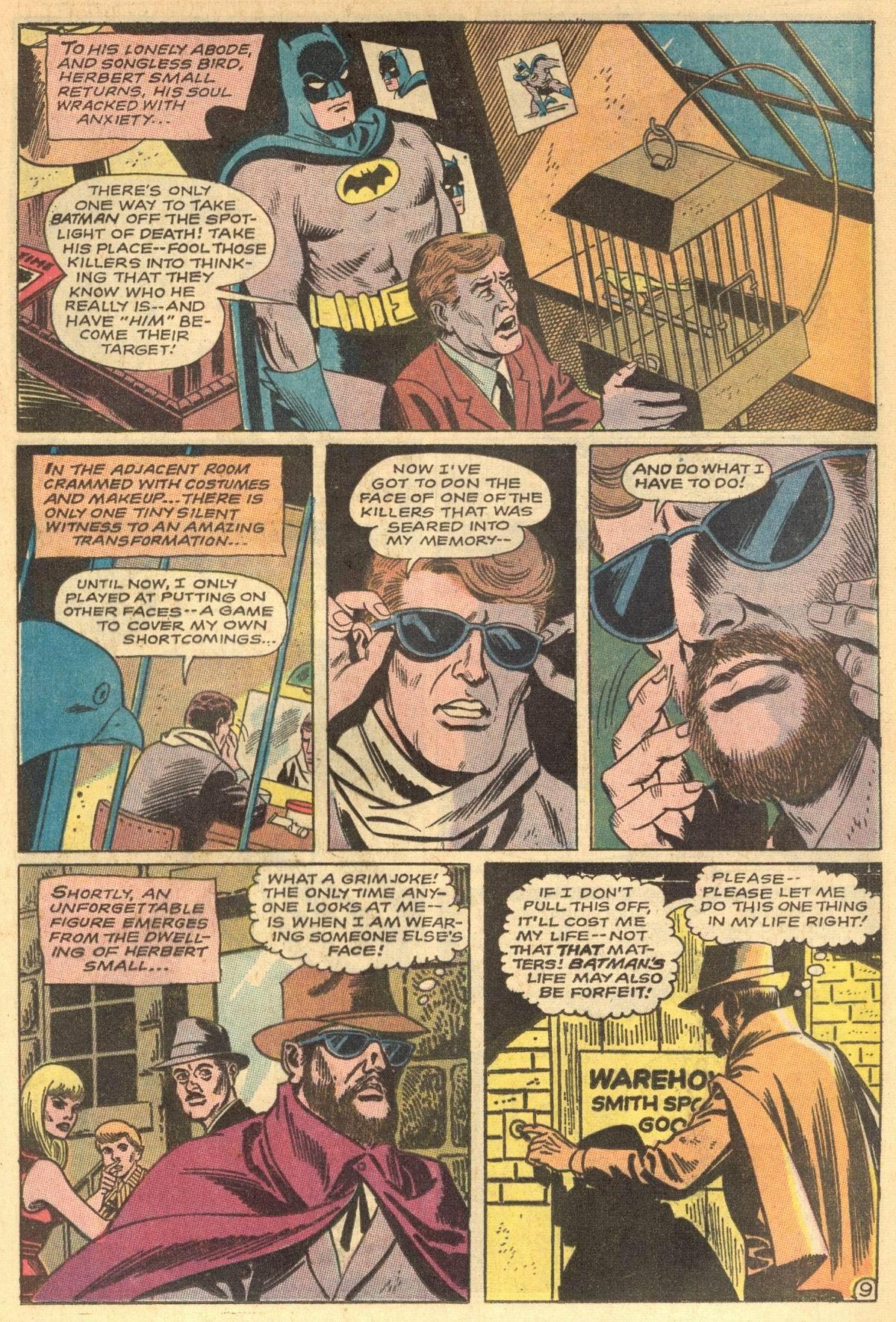 Detective Comics (1937) 385 Page 12