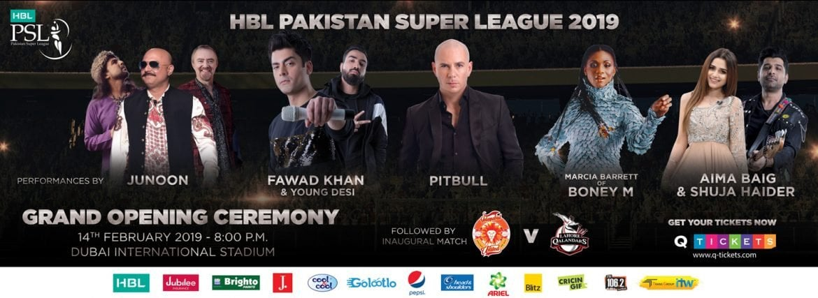 PSL 2019 Official Anthem 'Khel Deewano Ka' Is Finally Here