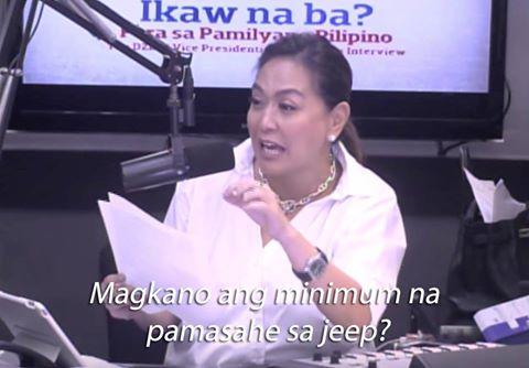 Senator Bongbong Marcos' 16-question quiz with Karen Davila went viral! Find out why!