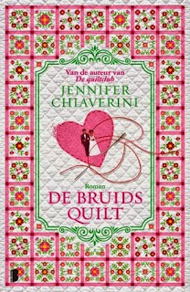 De Bruidsquilt Jennifer Chiaverini.Quilts And Siggies Boek En Bookazine Van Jennifer Chiaverini