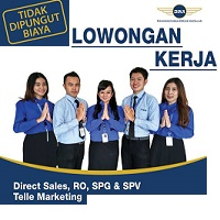 Info Lowongan Kerja Terbaru PT Danamas Insan Kreasi Untuk SMK, D3&S1