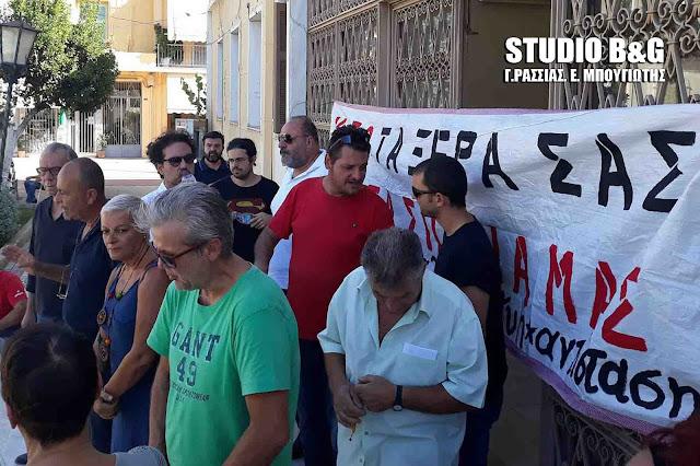 Ν.Ε. ΣΥΡΙΖΑ Αργολίδας: Η πρωτοβουλία για την προσαγωγή των 19 δεν ανήκει στην συμβολαιογράφο