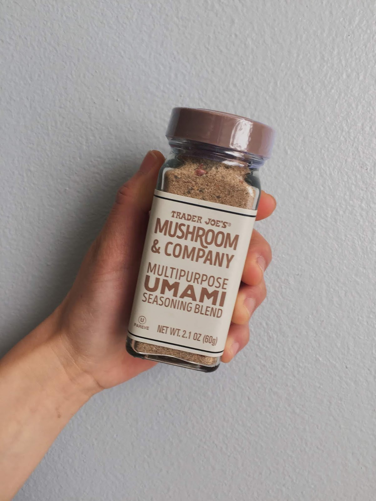 Trader Joe S Mushroom Company Multipurpose Umami Seasoning Blend