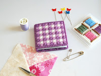 http://stringsaway.blogspot.com/2016/09/free-friday-gingham-needle-book.html