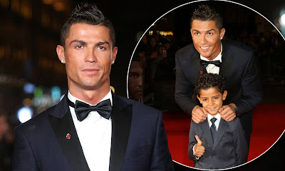 FOOTBALL superstar Cristiano Ronaldo is expecting twin boys from another surrogate mother