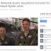 بالفيديو أمريكا تكرم سربي إنقاذ لإنقاذهما طيارين سعوديين