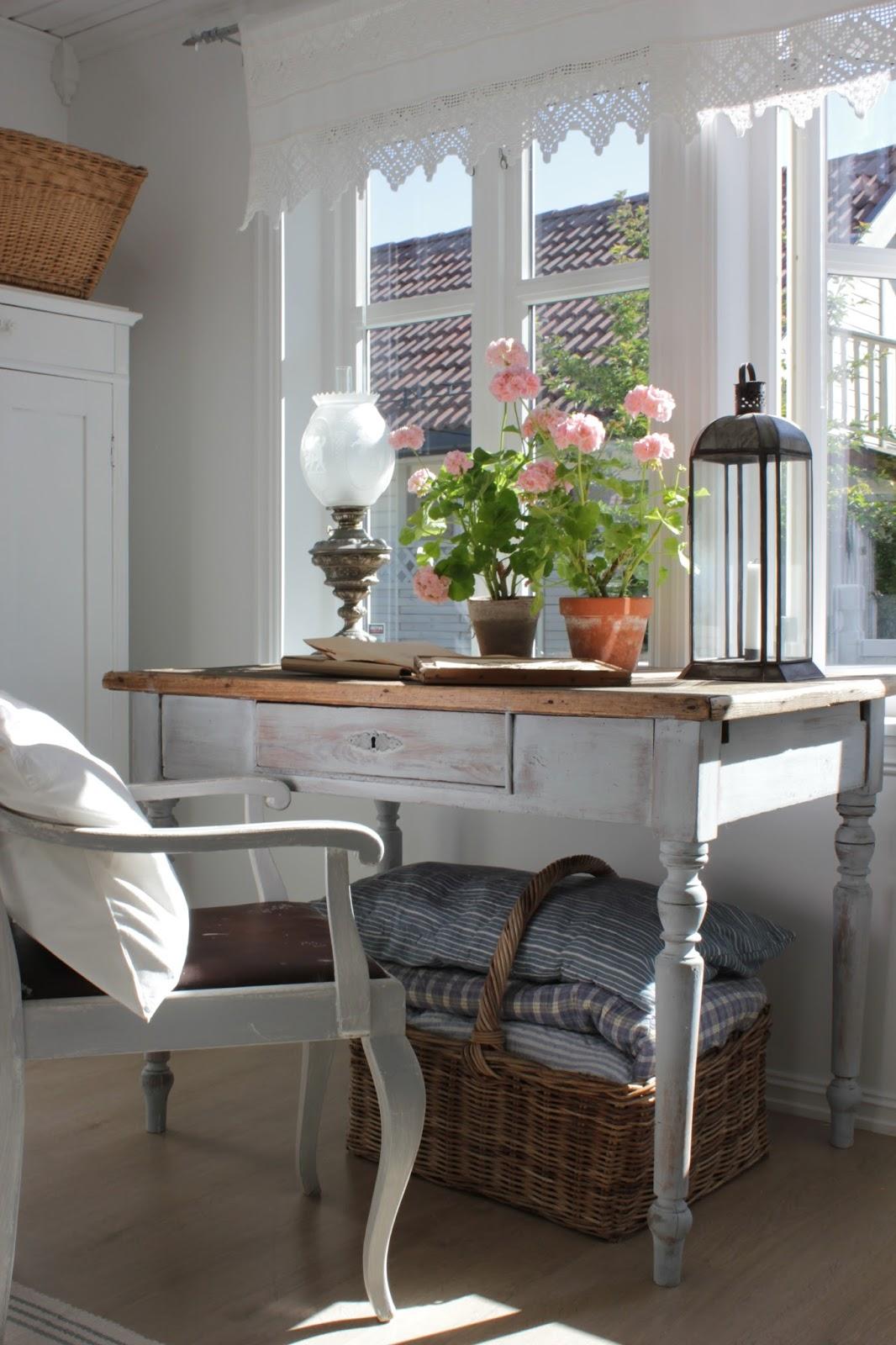 Vibeke Design: Et Nytt Rom I Huset ! Designer Huser Innen