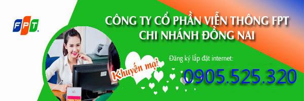 Đăng Ký Internet FPT Phường Xuân Trung