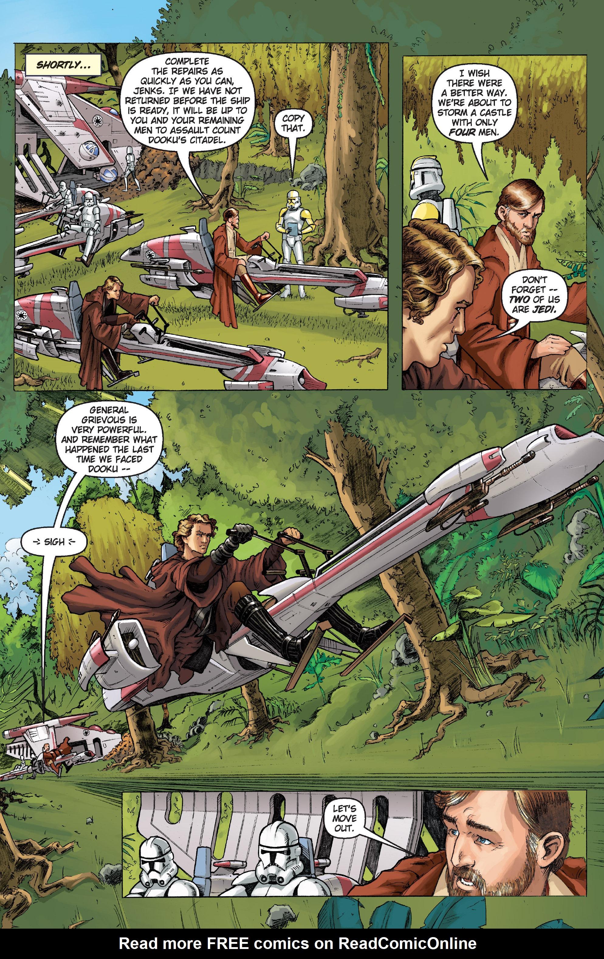 Read online Star Wars Omnibus comic -  Issue # Vol. 26 - 192