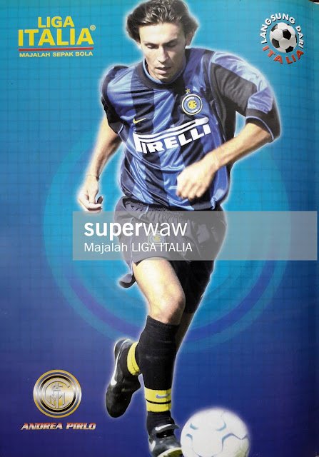 ANDREA PIRLO OF INTER MILAN