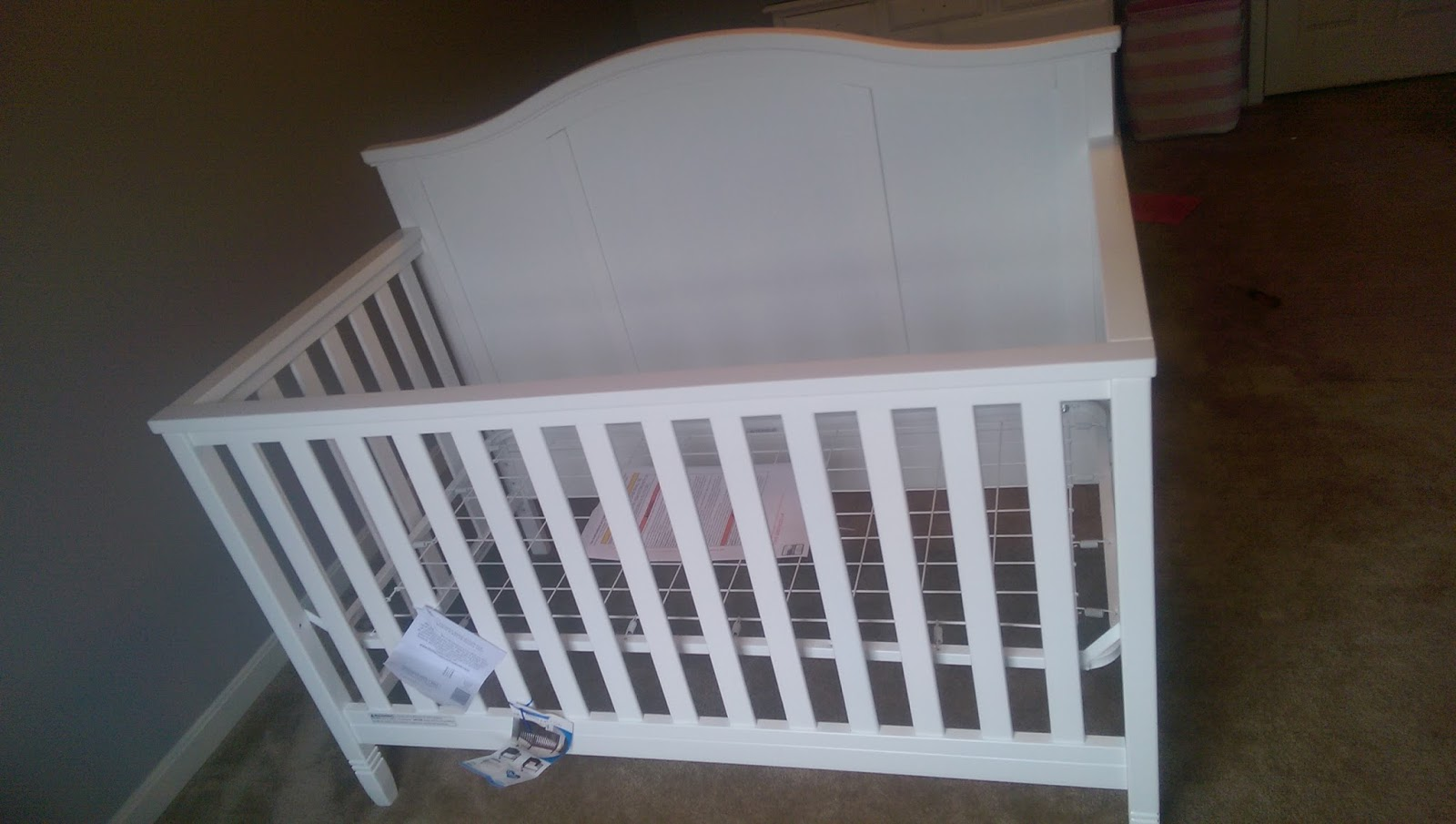 Chip S Outdoors Delta Children Madrid 4 In 1 Crib