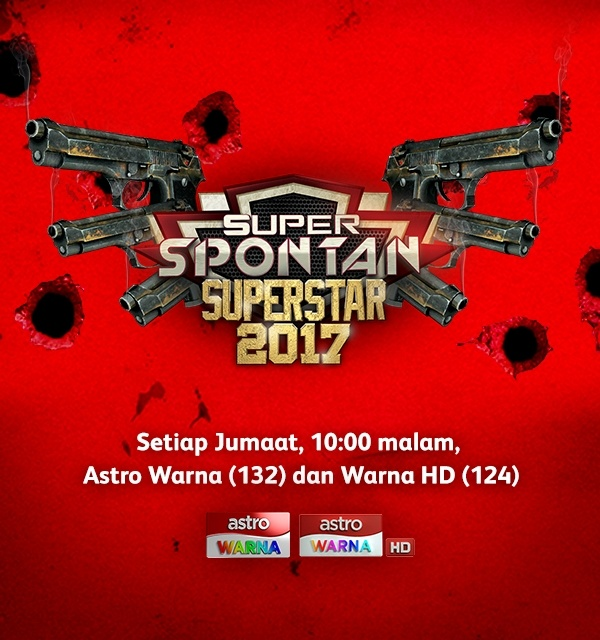 Program Super Spontan Superstar 2017