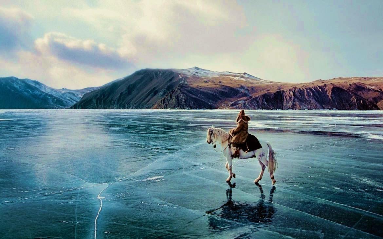 O LIVRO DE AREIA: Lago Baikal - 2ª parte: o Inverno