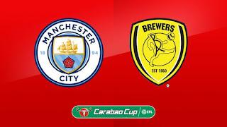 مشاهدة مباراة مانشستر سيتي وبيرتن البيون بث مباشر بتاريخ 23-01-2019 كأس الرابطة الإنجليزية