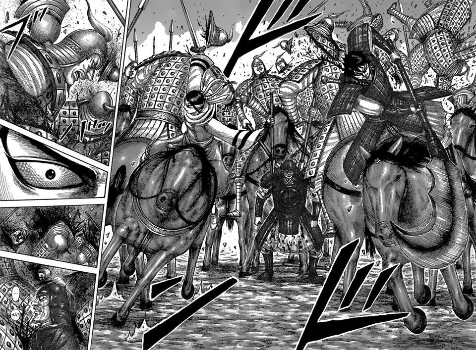 Kingdom Chaper 542: Cây đinh trang 20