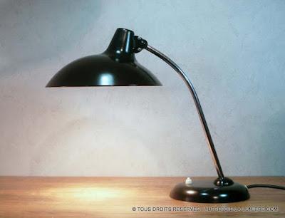 lampe kaiser idell 6786. Black Bedroom Furniture Sets. Home Design Ideas