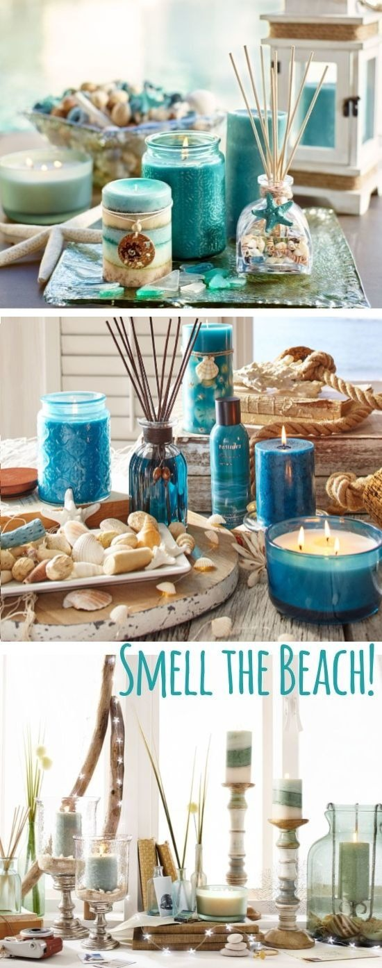 Beach Scents and Fragrances