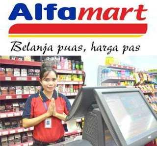 Lowongan Kerja Alfamart Dg. Tata I Makassar