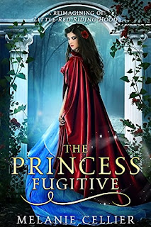 The Princess Fugitive - Melanie Cellier