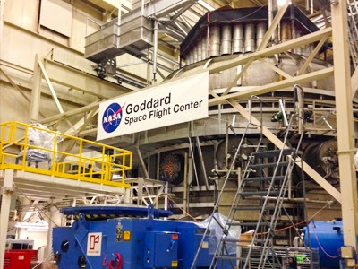 Virtual Field Trip - Live Tour Inside NASA's Goddard Space ...